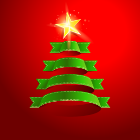 East Lothian And Edinburgh Christmas Trees Logo